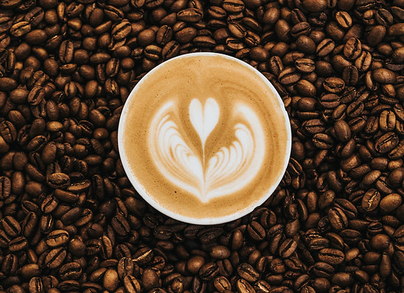 Café | De caféine Colombie base d'eau