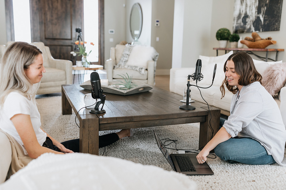 My top 7 podcasts for mums in business