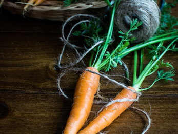 Benefits Of Raw Carrots