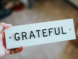 Gratitude is a Choice