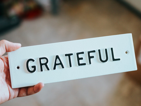 Feeling grateful: How to embody gratitude in your daily life?