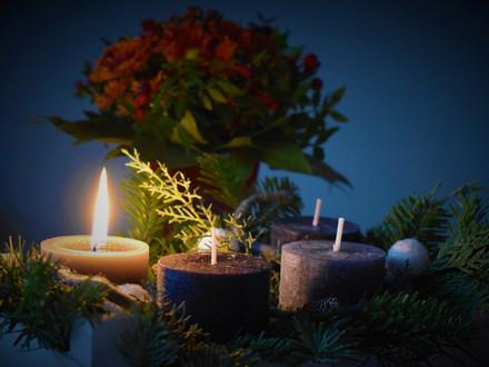 Worship 11/29, First Sunday of Advent - The 400 year Quarantine