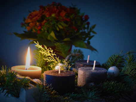 First Sunday of Advent, November 29
