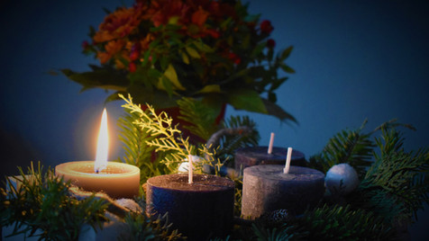 Advent Thoughts #1 - Loved by God