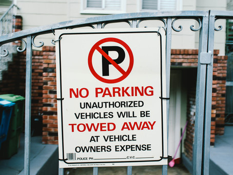What do I do if my car has been towed in Los Angeles?