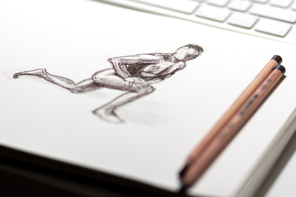 Customized SketchBooks