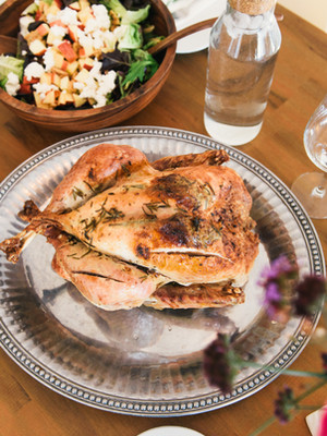 4 Tips for a Stress-Free Thanksgiving Dinner