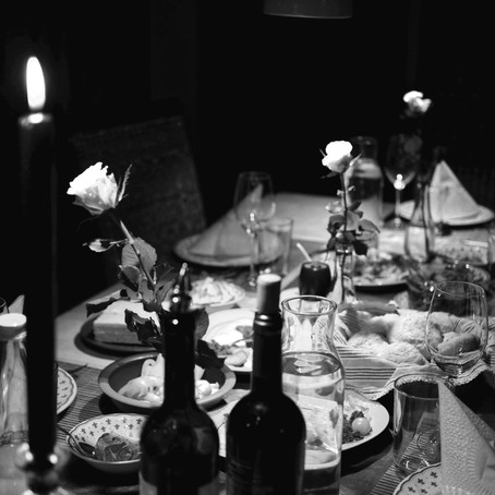 Around the Web: A Dinner Party, the Governor General Literary Awards Finalists, and a New Podcast