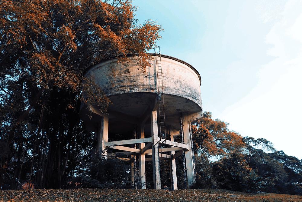 The Water-Tank - Modern Poetry