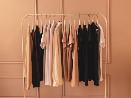 Why You Should Downsize Your Closet Down to the Essentials