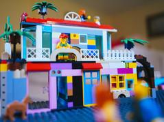 Evde Kalmışlar için Lego Evler