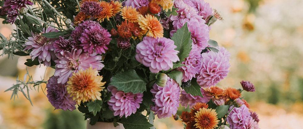 Vase Arranging Workshop - On Hold Due To Covid19