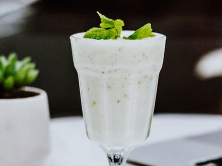 Mint Yogurt Recipe: classic Afghan dressing/condiment