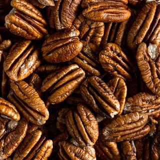 CINNAMON GLAZED NUTS