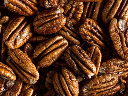 The Pecan Man and a Canaanite Woman
