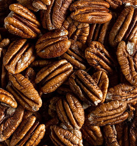 Organic Pecan Nuts XL 200g (£2.86/100g)