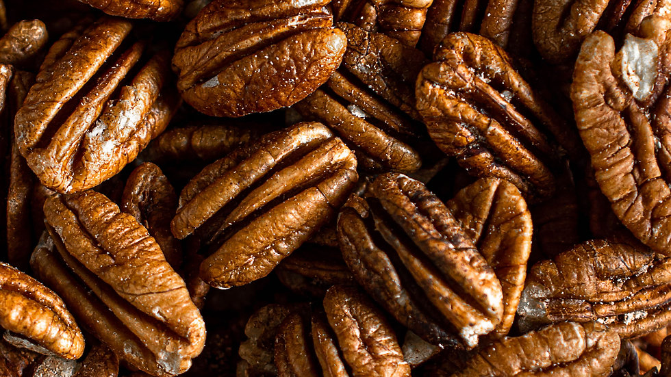 Fresh and Amazing Pecan Butter