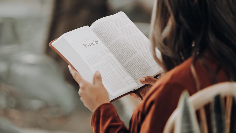 5 Tipps für eine tieferes Bibelstudium