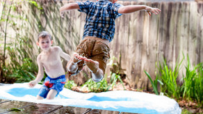 Creating Space for Outdoor Play