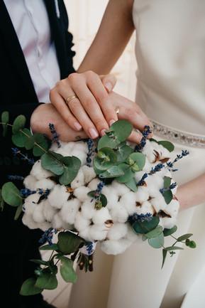 Heirat im Grünen - Mutter Natur als Inspiration