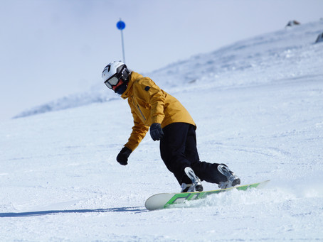 Learning to Snowboard as an Adult