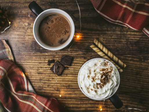 TOP 4 Hot Chocolate recipes to try this winter!