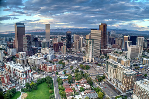 The City of Denver Image by Andrew Coop