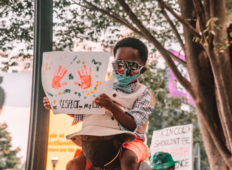 Black Lives Matter - Period: A series