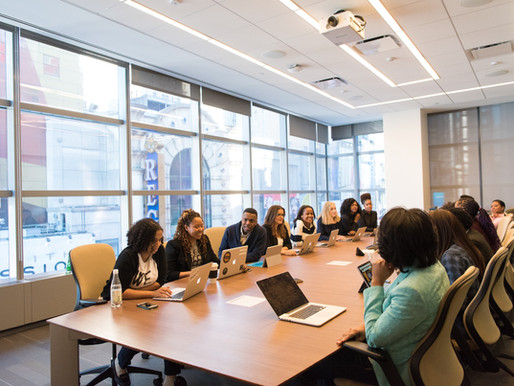 How to speak up by setting your intention to contribute to the meeting