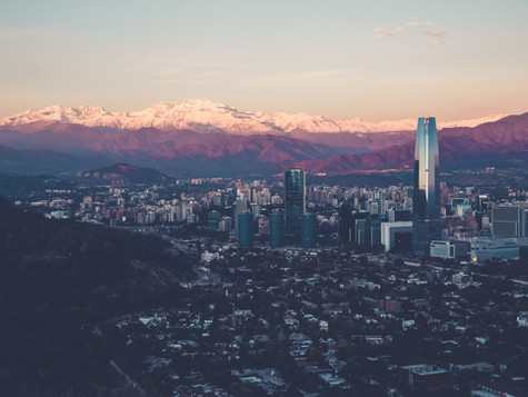 Senior Thesis: Neoliberalism and Inequality in Contemporary Chile