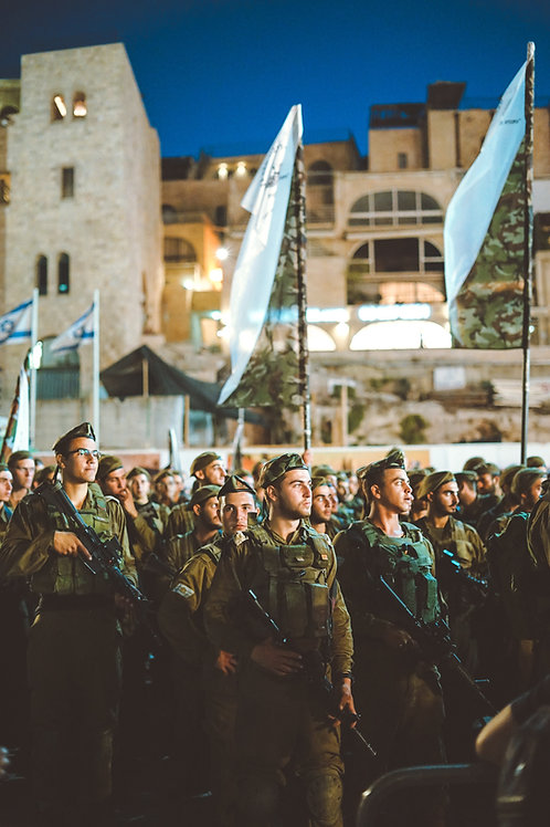 The IDF and its Impact on Israeli Society