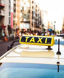Taxi, NCC Marsala
