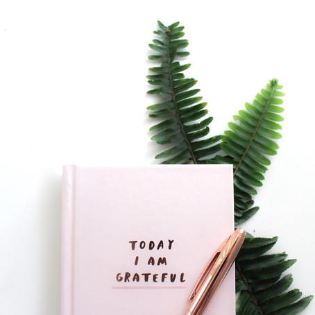Dankbar sein – Eine Frage der inneren Einstellung!