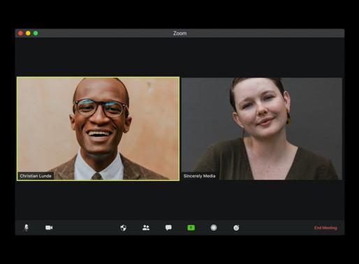 Interviewing – Virtually?