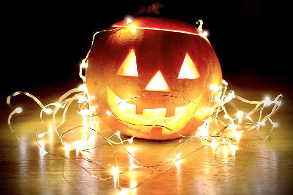 Housebound Halloween ~ it's scary stuff!!
