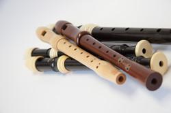 Flûte alto et soprano