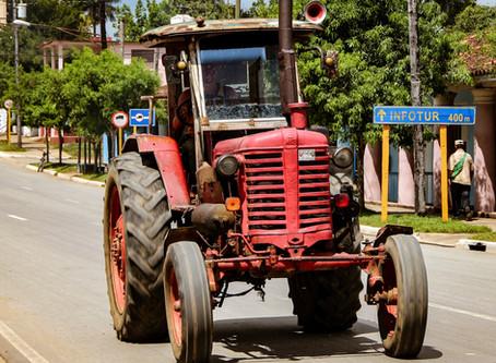 The Repurposed Tractor 1941