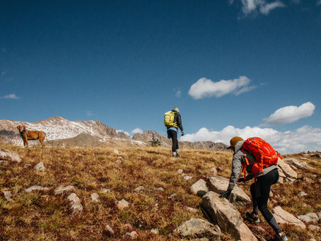 Don't make these 4 mistakes when hiking with knee pain