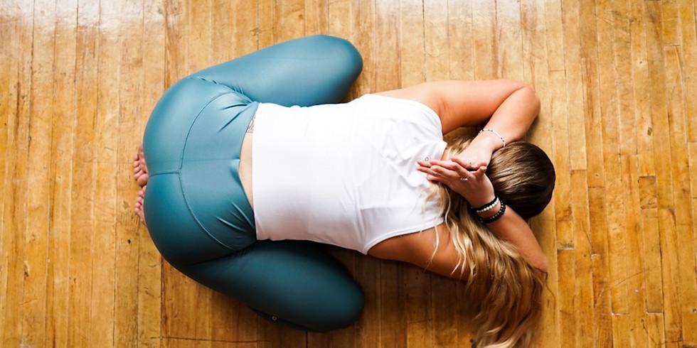 Yin Yoga: Evening