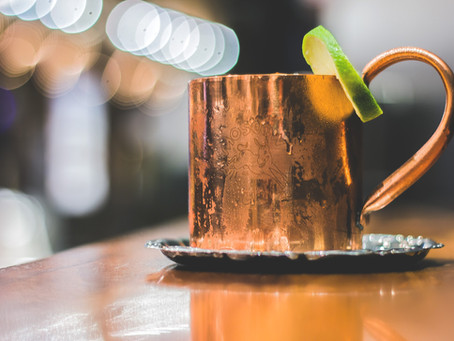 Moscow Mule...A Must-Have Cocktail