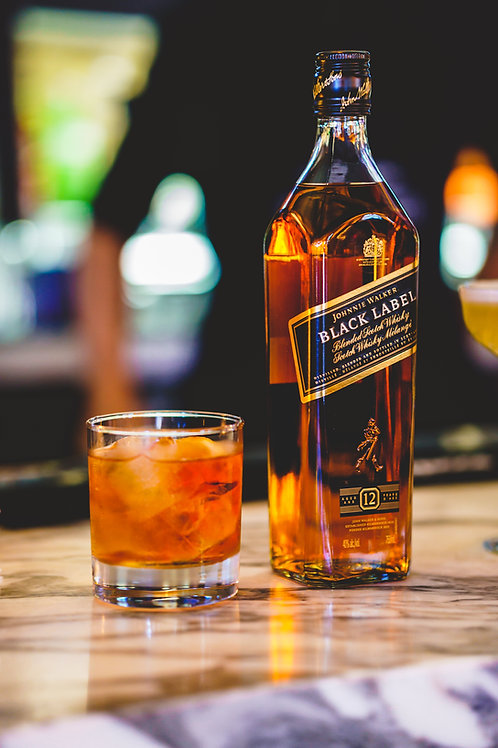 Alcohol - Johnny Walker