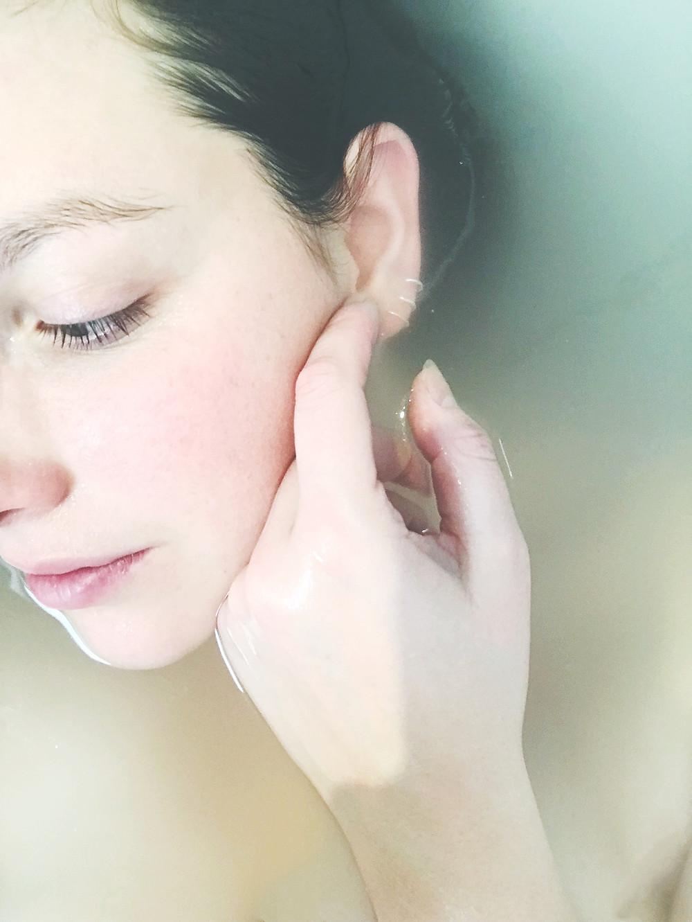 Ayurveda gegen trockene Haut
