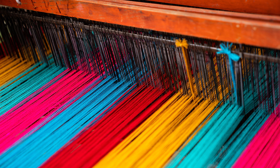 Weaving Your Own Pattern