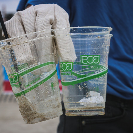 Why Compostables are Not the Answer