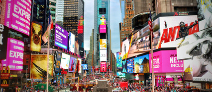 New Year's Eve in Times Square will incorporate virtual elements
