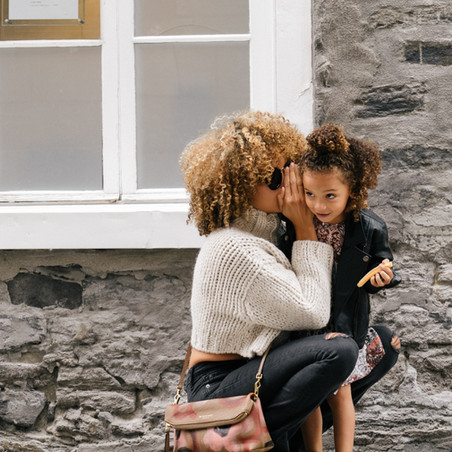 Secrets To Staying Present In Parenthood