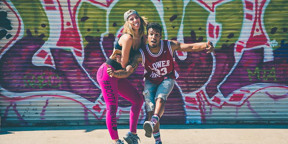 summer Hip hop class