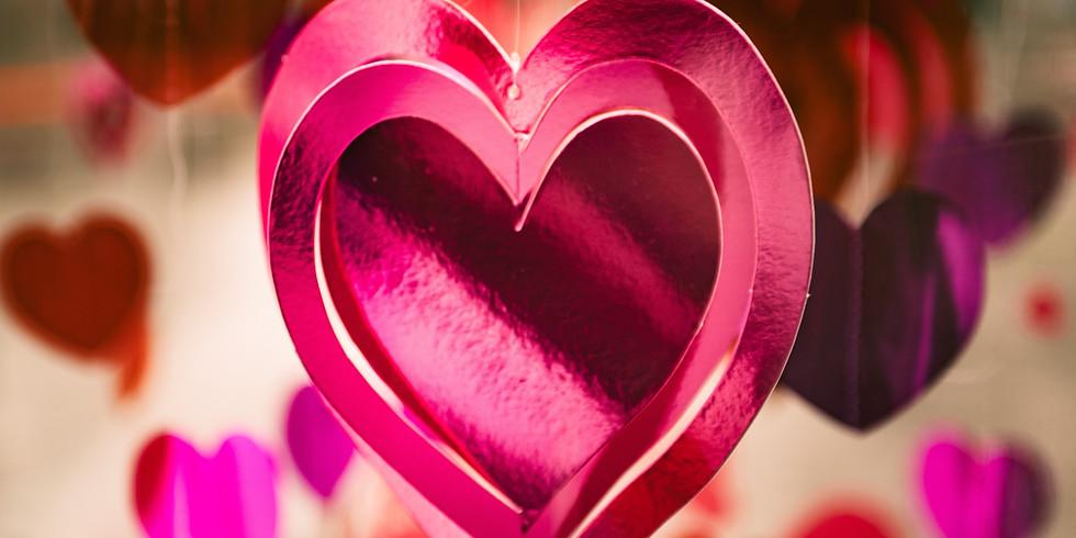 Special Valentines Sound Healing