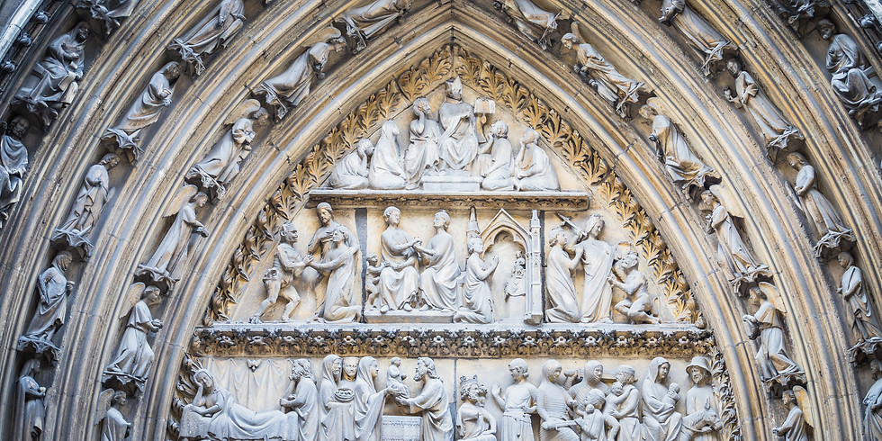 The Cathedral of Notre Dame & Great Gothic Cathedrals of France