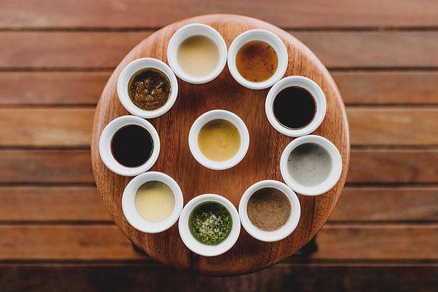 Curry and sauce spices | Gourmets 2.0 |@Jonathan Borba